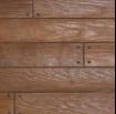 wood plank stamped concrete design