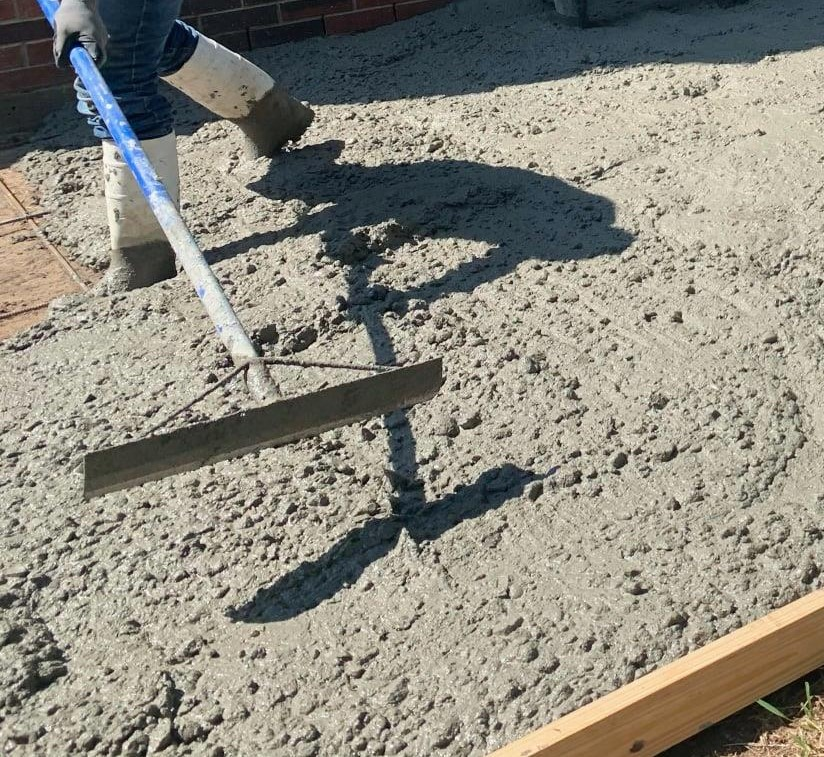 concrete contractors houston